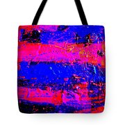 Triptych 3 Cropped Tote Bag