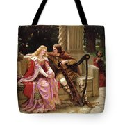 Tristan And Isolde Tote Bag