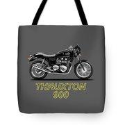 Triumph Thruxton Tote Bag