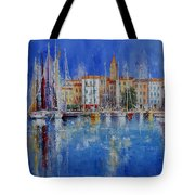 Trogir  -  Croatia Tote Bag