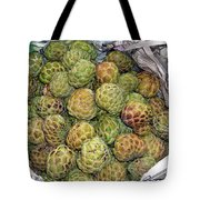 Troical Green Fruit 1 Tote Bag