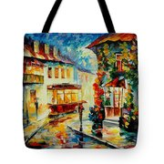Trolley Tote Bag
