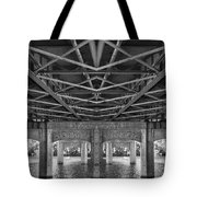 Troll's View Tote Bag