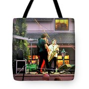Trombone Shorty And Orleans Avenue, Freeport, Maine   -57584 Tote Bag