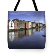 Trondheim Norway Tote Bag