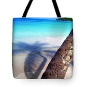 Tropic Shadows Tote Bag