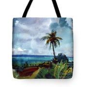 Tropical Afternoon Tote Bag