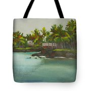 Tropical Bay Tote Bag