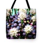 Tropical Berries 3 Tote Bag