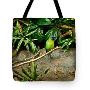 Tropical Bird 3 Tote Bag