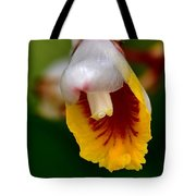 Tropical Bloom 8 Tote Bag