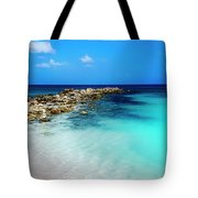 Tropical Blues Tote Bag
