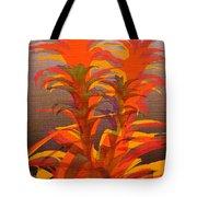 Syncopated Botanicals Multi Tote Bag