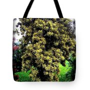 Tropical Bush Tote Bag
