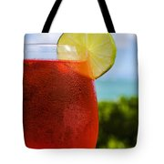Tropical Cocktail Tote Bag