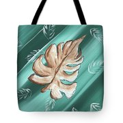 Tropical Dance 1 By Madart Tote Bag