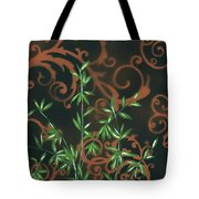 Tropical Dance 2 By Madart Tote Bag