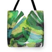 Tropical Dreams 1- Art By Linda Woods Tote Bag