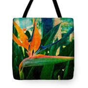 Tropical Eden Tote Bag