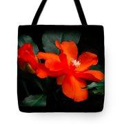 Tropical Elegance Tote Bag