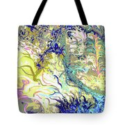 Tropical Essence Tote Bag