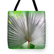 Tropical Fan Tote Bag