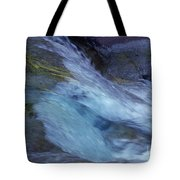 Tropical Flowing Waters  Tote Bag