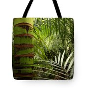 Tropical Forest Jungle Tote Bag