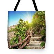 Tropical Garden Tote Bag by MotHaiBaPhoto Prints