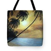 Tropical Grip Tote Bag