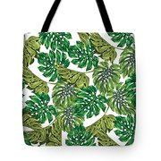 Tropical Haven  Tote Bag