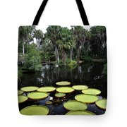 Tropical Hopscotch Tote Bag