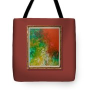 Tropical In Color  Tote Bag