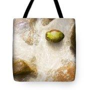 Tropical Island Coconut Tote Bag