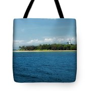 Tropical Island Dream Tote Bag