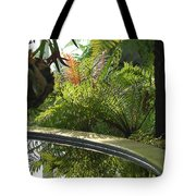 Tropical Mirror Tote Bag