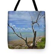 Tropical Oasis Tote Bag