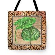 Tropical Palms 1 Tote Bag