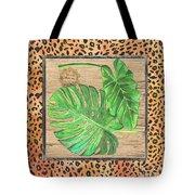 Tropical Palms 2 Tote Bag