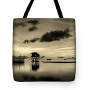 Tropical Peace Tote Bag