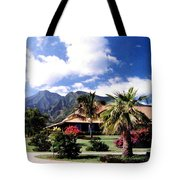 Tropical Plantation Tote Bag