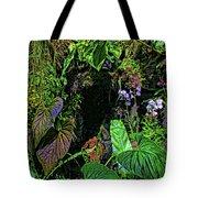 Tropical Rainforest Tote Bag