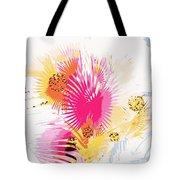 Tropical Splash Tote Bag