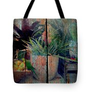 Tropical Still Life Tote Bag