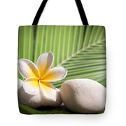 Tropical Still Life Tote Bag