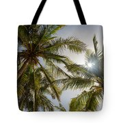 Tropical Sun Tote Bag