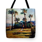 Tropical Sunshine Tote Bag