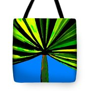 Tropical Tree Tote Bag