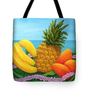 Tropical Trinity Tote Bag
