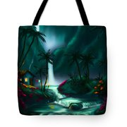 Tropical Vacation  Tote Bag